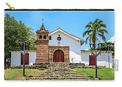 Iglesia De San Antonio Carry-all Pouch