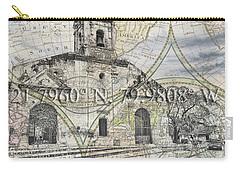 Iglesia De Santa Ana Passport Carry-all Pouch