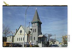Iglesia Metodista Unida Church Carry-all Pouch