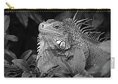 Iguana Bw 1 Carry-all Pouch