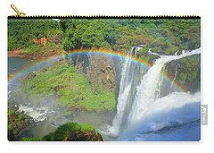 Iguazu Rainbow Carry-all Pouch