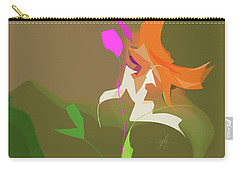 Ikebana Humoresque Carry-all Pouch