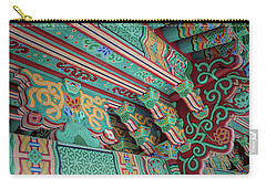 Il Ju Gate Details Carry-all Pouch