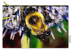I'll Bee Back Carry-all Pouch