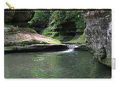 Illinois Canyon Summer Carry-all Pouch