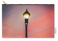 Illuminate The Night Carry-all Pouch by Colleen Kammerer