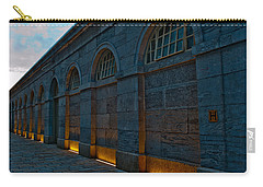 Illuminated Arches Carry-all Pouch by Helen Northcott