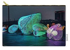 Illuminated Clam Lights Carry-all Pouch