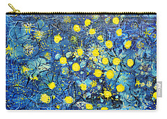 Illumination Carry-all Pouch by Evelina Popilian