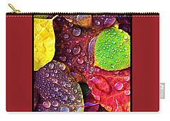 Illuminous Colour Carry-all Pouch by Sheila Mcdonald