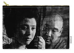 Illusion Of Blood Mariko Okada Carry-all Pouch by Dan Twyman