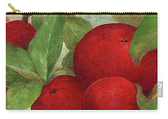 Illustrated Apples Carry-all Pouch