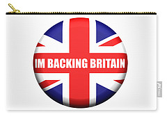 Im Backing Britain Carry-all Pouch