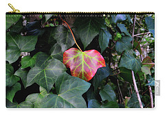 I'm So Embarrased Carry-all Pouch by Donna Blackhall