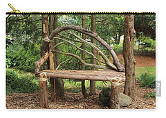 Imagine Me And You Carry-all Pouch by Karen Silvestri