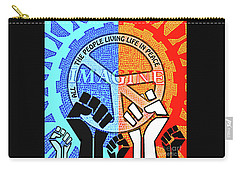Imagine Peace Now Carry-all Pouch