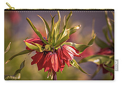 Carry-all Pouch featuring the photograph Imperial Crown #g3 by Leif Sohlman