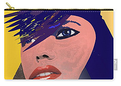 Carry-all Pouch featuring the painting Impossible Dream by Sheila Mcdonald