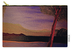 Impression Of Dawn Carry-all Pouch by Bill OConnor