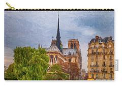 Impression, Paris Carry-all Pouch