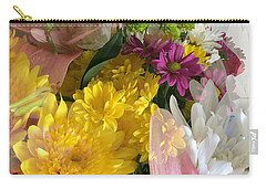 Impressionist Spring Bouquet Carry-all Pouch