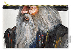 Impressionist Wizard Carry-all Pouch by J W Baker