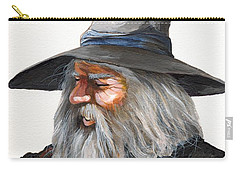 Impressionist Wizard Carry-all Pouch