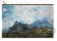Impressionistic Landscape Carry-all Pouch
