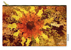Impressionistic Petals Carry-all Pouch