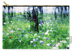 Impressionistic Photography At Meggido 1 Carry-all Pouch