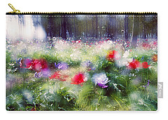 Impressionistic Photography At Meggido 2 Carry-all Pouch