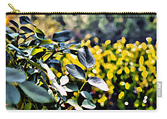 Impressions From A Park - Two Carry-all Pouch by Glenn McCarthy Art