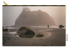 In A Fog Carry-all Pouch by Kristopher Schoenleber