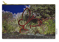 Carry-all Pouch featuring the photograph In A Gadda Da Vida by Carol Lynn Coronios