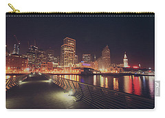 Carry-all Pouch featuring the photograph In A Heartbeat by Laurie Search