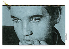 In A Pensive Mood Carry-all Pouch