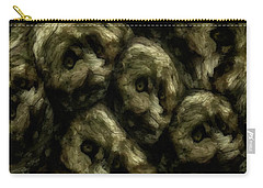 In A Swedish Troll Forest Carry-all Pouch by Gun Legler