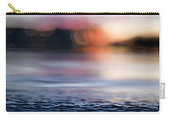 Carry-all Pouch featuring the photograph In-between Days by Laura Fasulo