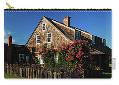 In Bloom Carry-all Pouch by James Kirkikis