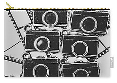 In Camera Art Carry-all Pouch