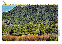 In Colder Days Carry-all Pouch by Nancy Marie Ricketts