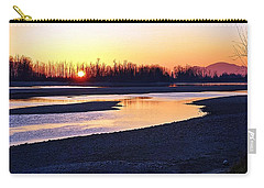 The Fraser River Carry-all Pouch