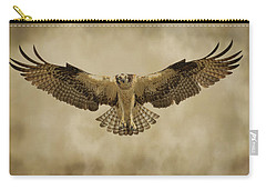 In Coming Carry-all Pouch by Steve McKinzie