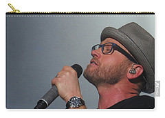 Carry-all Pouch featuring the photograph In Concert by Aaron Martens