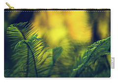 Carry-all Pouch featuring the photograph In-fern-o by Gene Garnace