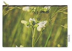 Carry-all Pouch featuring the photograph In Fields Of Gold by Christi Kraft