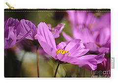 In Full Bloom Carry-all Pouch by Sheila Ping