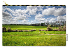 In Green Pastures Carry-all Pouch