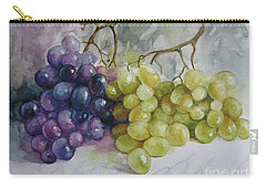 Carry-all Pouch featuring the painting In Harmony by Elena Oleniuc