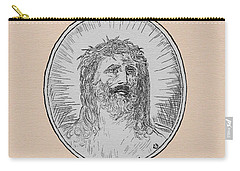 In Him We Trust Carry-all Pouch